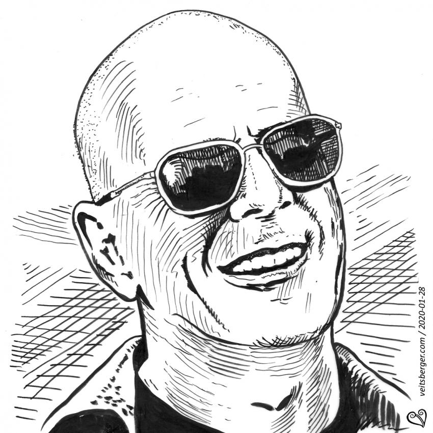 Bruce Willis by veitsberger